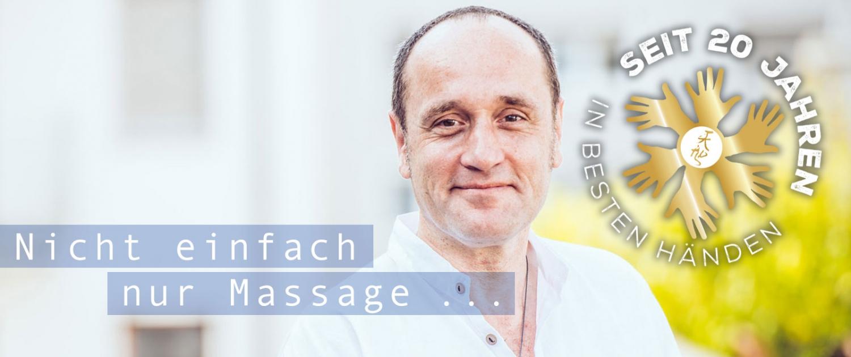 Massagepraxis Andreas Struller Massage Masseur Lymphdrainage Manuelle Theraphie Nürnberg Fürth Erlangen